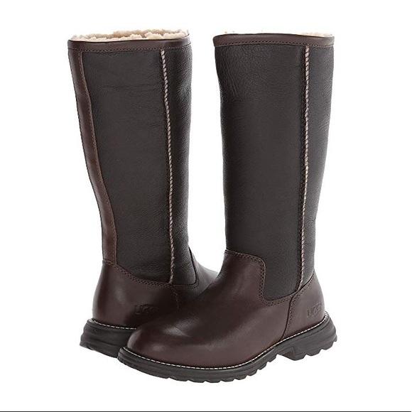 4f2635a47db Ugg Australia Brooks Tall Boot NWT